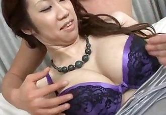 Mind blowing porn scenes with busty Fuuka Takanashi - 12 min