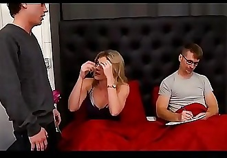 Cory Chase in Free Use Family fucks her Step-Son 52 min HD