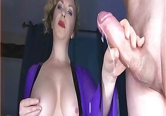 Mistress T Handjob Compilation HD
