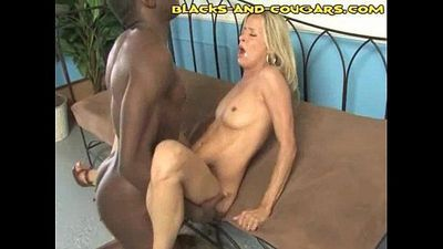 Deep Interracial Dicking - 2 min