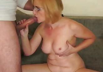 jennyfer-anal mature creampie
