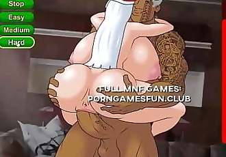 Christmas Adult Erotic Hentai Flash Games 5 min 720p