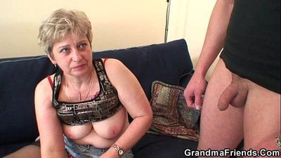 She takes two cocks at once after masturbation - 6 min