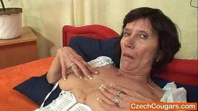 Naked gilf splendid corset - 6 min