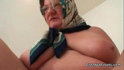 Fat mature blonde likes hardcore sex - 8 min