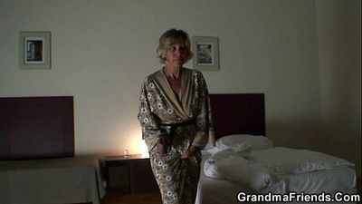 Grandma boy