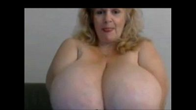 Granny bbw with huge boobs from EpikGranny.com - 5 min