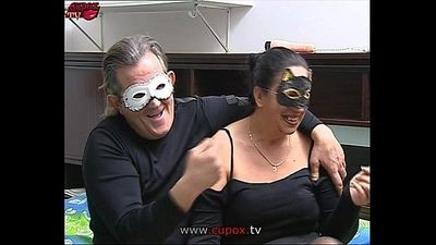 Italian mature couple casting - 5 min