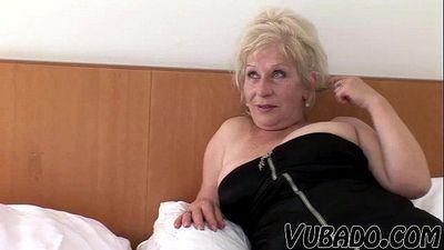HORNY MATURE VUBADO COUPLE SEX !! - 6 min HD