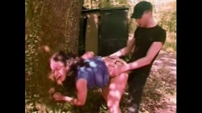المسافر مارس الجنس في A الغابات - 4 مين