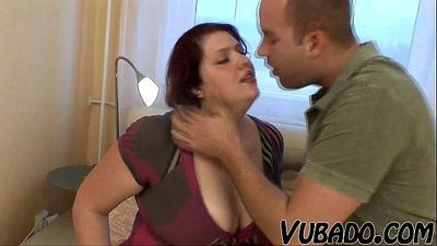 FAT GIRL FUCKING !! - 6 min HD