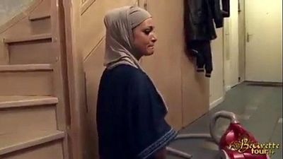 hijabi Fille enculer