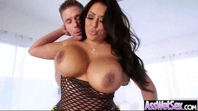 Hard Deep Anal Sex With Naughty Sluty Big Butt Girl (kiara mia) video-19