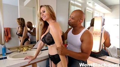 Julia Ann Doubled Teamed