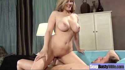 Mature Big Tits Lady (julia ann) Like To Suck And Bang With Monster Cock Stud movie-19