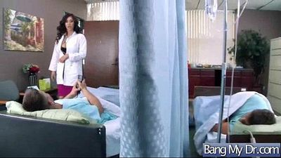 Slut Patient (isis love) Get Sex Hard Treat From Doctor clip-24