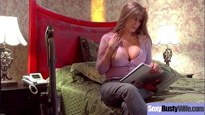 Big Tits Slut Housewife (Darla Crane) Like Hard Style Intercorse movie-11