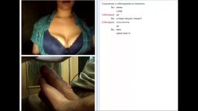 Cute Woman Big Boobs Omegle - AmateurMatchX.com - 51 sec