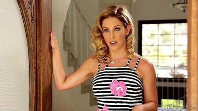 Step-Mommy Cherie DeVille and Staci Carr - 6 min HD