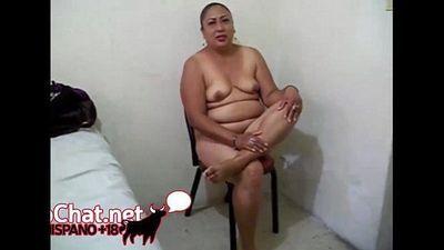 madura mexicana de tijuana mostrando su rico cuerpo MILF - 1 min 39 sec