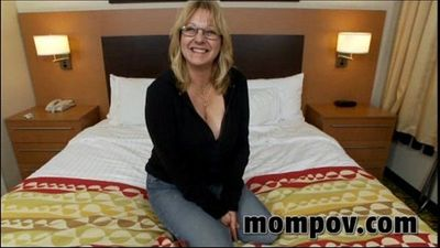 big tits mature riding cock - 5 min