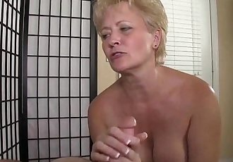 Cum Splatter For The Busty MilfHD