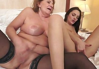 Old Young Lesbian LoveHD