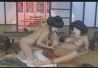 kinky asian lesbians having fun
