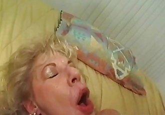 Interracial granny fucking - 5 min