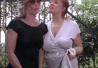 Kinky Classic Lesbians Tro Some Discipline