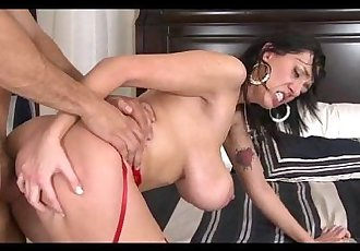 Alia Janine gets pummeled by Ramon\