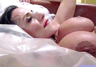 Sex Scene With Cute Big Juggs Mommy vid-04