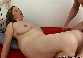 GRANDMA FUCKING !! - 6 min HD
