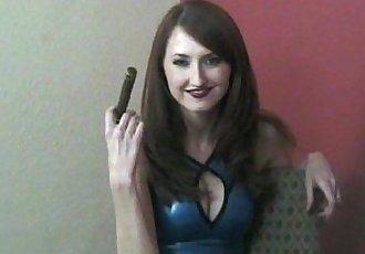 Kendra James 1, Cigar Vixens, Full Video