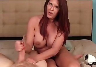 over40-Busty milf POV jerkingHD