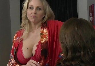 Julia Ann and Sarah Shevon Lesbian Sex - 6 min HD