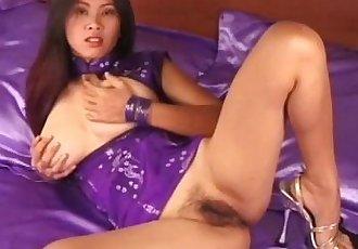 亚洲 业余的 她的 所以 角质 - 7 min