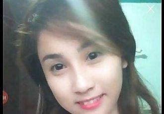Nguyễn ngọc châu show bigo lộ núm - 3 min