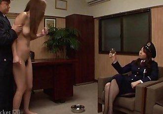 41Ticket - Miharu Kais Prison Punishment - 5 min HD