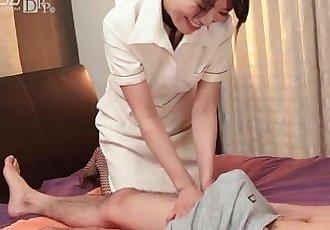 哪里 要 触摸 一个 家伙 要 转 他 上 - 娜娜 Nakamura - 12 min