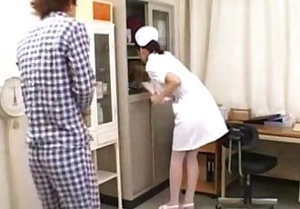lives.pornlea.com Asian nurse takes cock from patient - 20 min