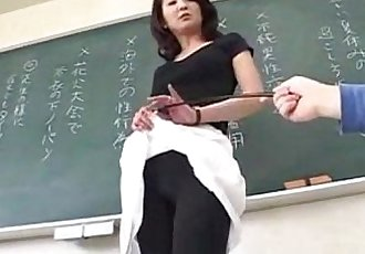 Asian Slut Teacher HOT - camgirls4me.com - 9 min