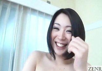 淡 日本 av 明星 表示 大 屁股 和 耻 头发 副标题 - 5 min