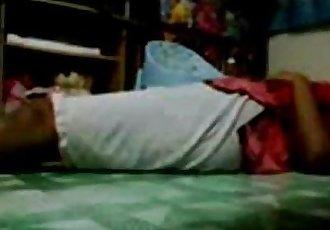 蜜月 在 一个 小 房间 性爱 印度尼西亚 - 5 min