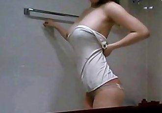 韓國 熱 美 服 一個 淋浴 - 18 min