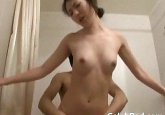Kana Likes To Do In The Bathroom Asian Hardcore Pussy Tits ç - 9 min