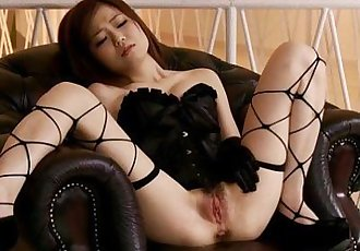 Nao 是 一個 甜美 偶像 那 喜歡 她的 淫 絲襪 和 具有 她的 修剪 pu - 5 min