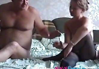 Milf and hubby sex - 16 min