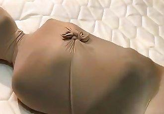 Pantyhose encasement 2