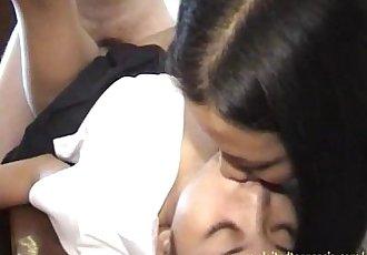 Exploitedteensasia Exclusive Scene Mem & Pam kamere Teens Do Thresome - 6 min